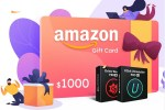Iobit $1,000 Amazon Gift Card Giveaway