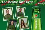 Heineken Holiday Sweepstakes 2020 on BestieGiftEver.com