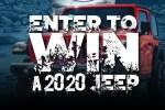 Busch Beer 2020 Jeep Giveaway