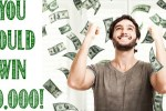 TriStar $10000 Cash Sweepstakes