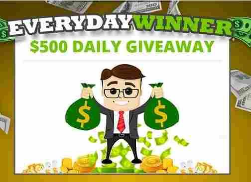 Everyday Winner Sweepstakes