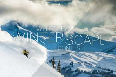 Whistler Winterscape Contest