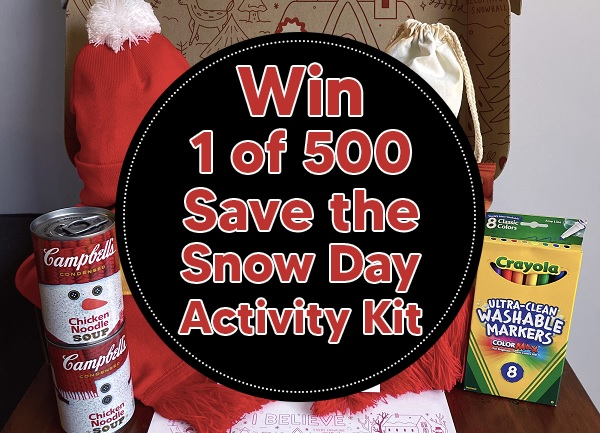 Save the Snow Day Sweepstakes