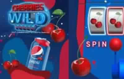 Pepsi Wild Cherry Game Show