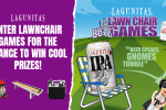 Lagunitas Lawn Chair Games Sweepstakes