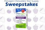 Win a Year Supply of Prevagen Chewables