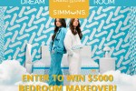 Simmons Dream Bedroom Makeover Contest 2021