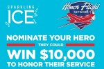 Sparkling Ice Cheers to Heroes National Contest & Sweepstakes