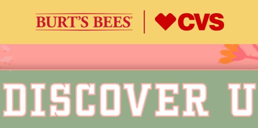 Burt's Bees Discover U Sweepstakes