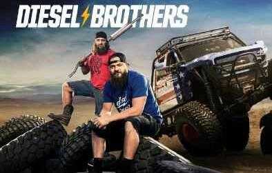 Diesel Brothers TRX Patriot Giveaway