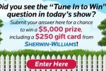 Live With Kelly And Ryan Home Tune In to Win Sweepstakes