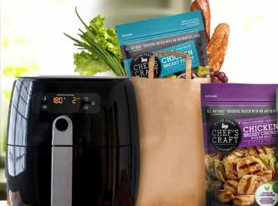 Chef's Craft Back to School Sweepstakes