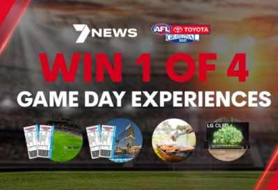 7NEWS AFL Grand Final Competition