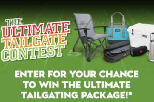 Red Sun Farms Ultimate Tailgate Package Giveaway