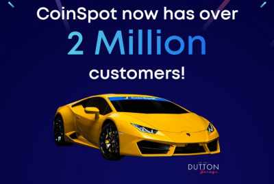 CoinSpot 2 Million Customer Competition