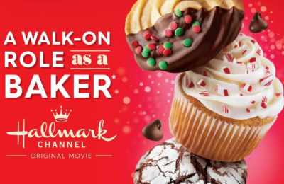 Hershey and Hallmark Channel Baking Contest