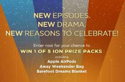 ION Television Premiere Sweepstakes