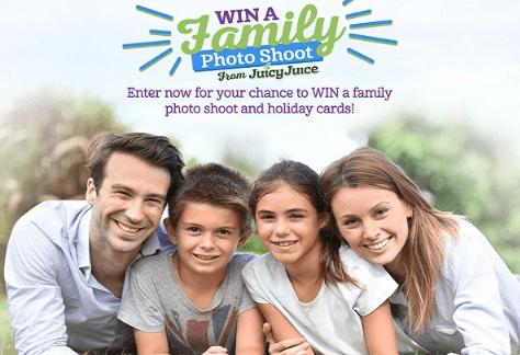 Juicy Juice Family Fun Photo Shoot Sweepstakes