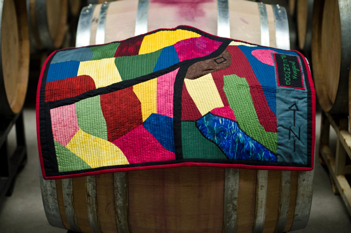 Winery Quilt 4