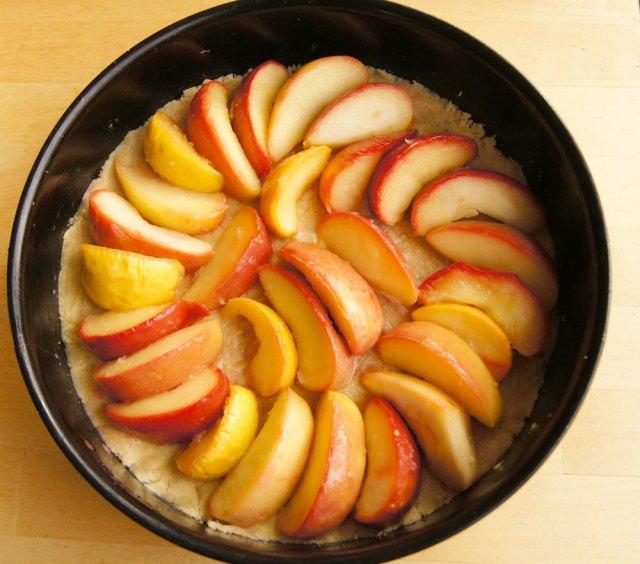Äpfel verteilen