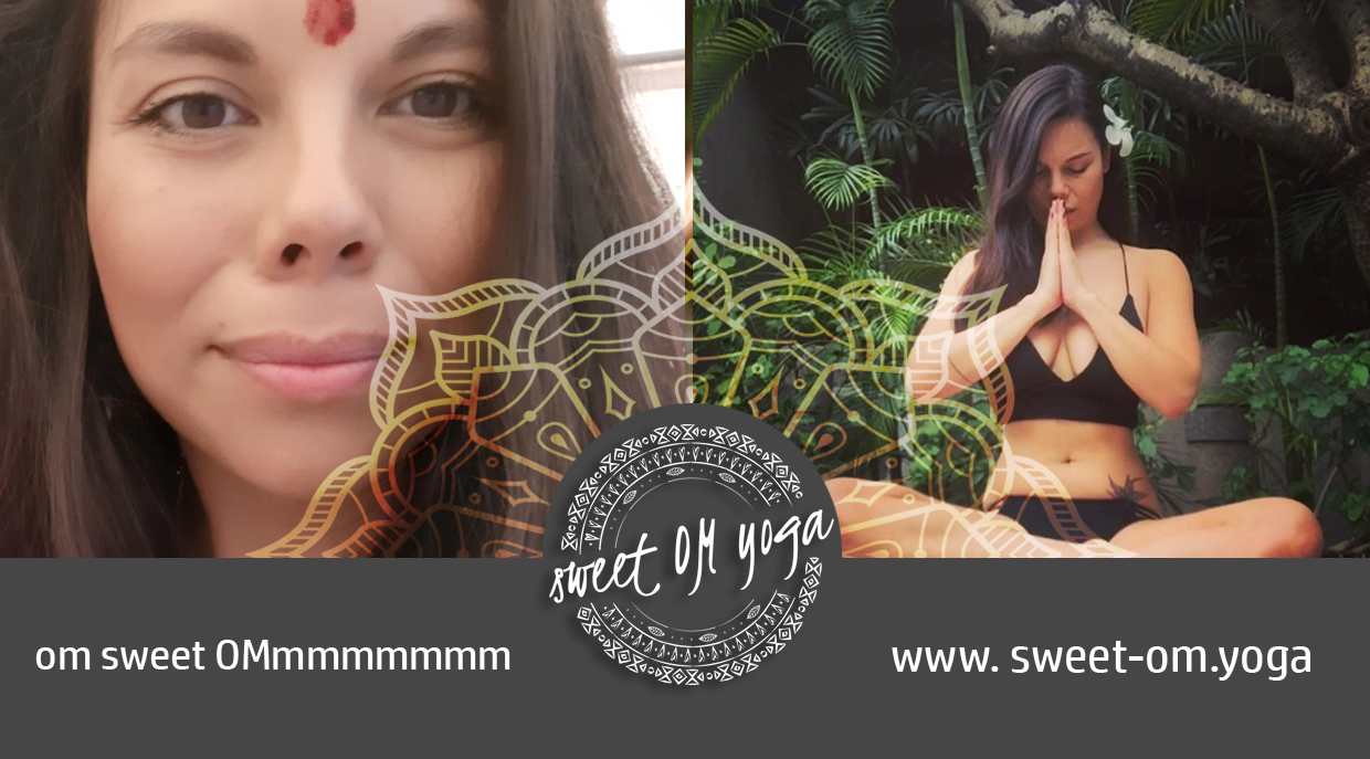 Mara is joining the sweet Om yoga teacher team