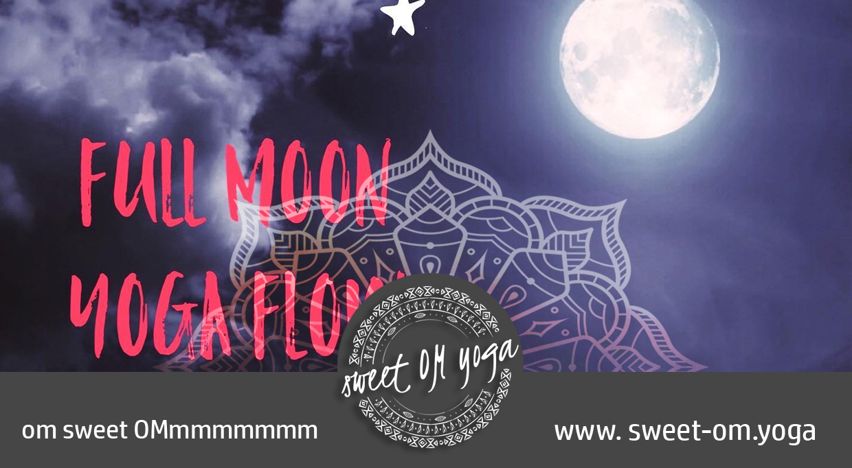 Full moon yoga flow in cancer