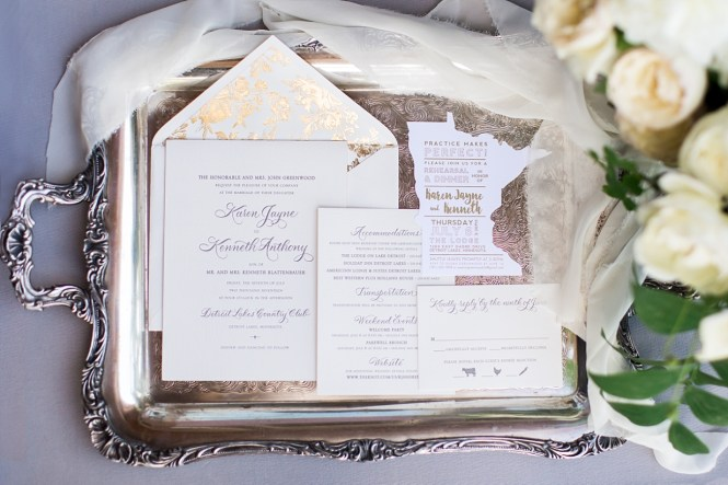 How To Make A Flat Bow For Wedding Invitation