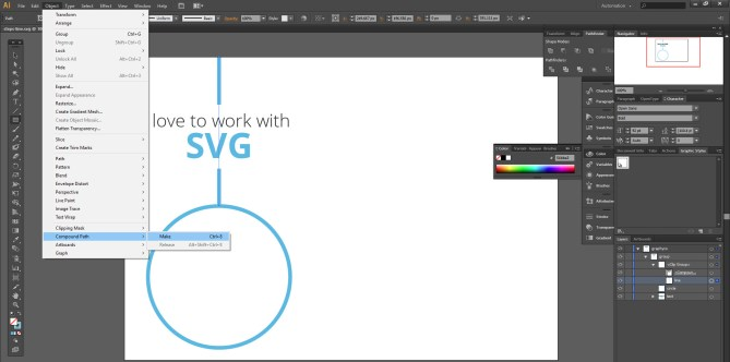 How to animate SVG on scrolling | Designer's lab