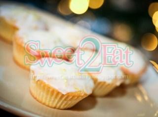 Lemon Drizzle Cupcakes with Lemon Icing