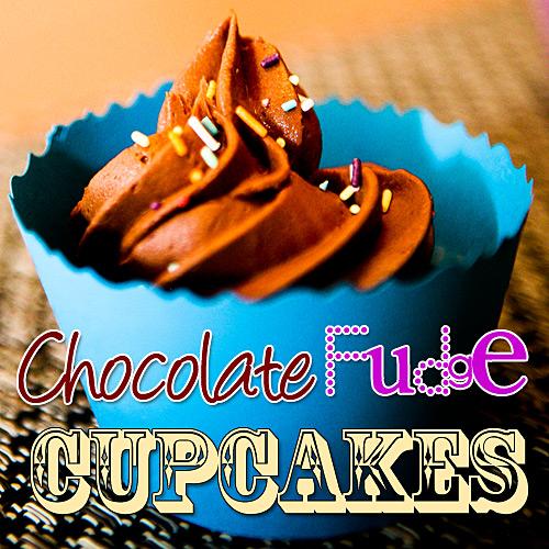 Chocolate Fudge Cupcakes by Sweet2EatBaking.com