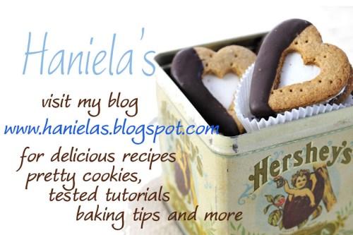 Haniela's Baking Blog