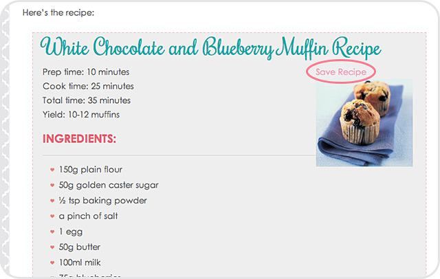 Sweet 2 Eat Baking ZipList