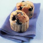 White Chocolate and Blueberry Muffin Recipe