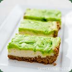 Key Lime Cheesecake Bars Recipe