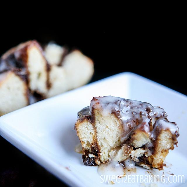 No Yeast Mini Muffin Cinnamon Rolls