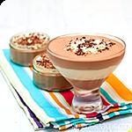 Dark & White Chocolate Mousse Recipe