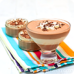 Dark & White Chocolate Mousse Recipe