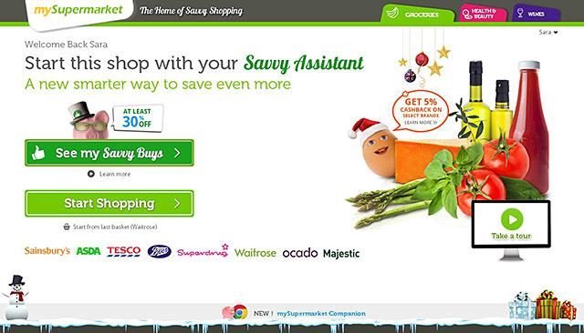 mySupermarket Online Grocery Shopping