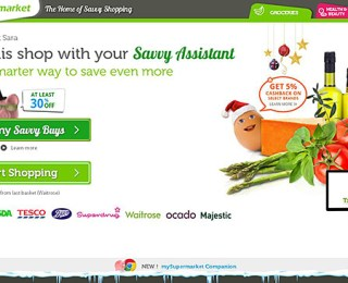 Online Shopping and Why I Love mySupermarket