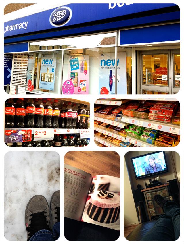 Coca-Cola (Coke) Boots Drugstore Nottingham
