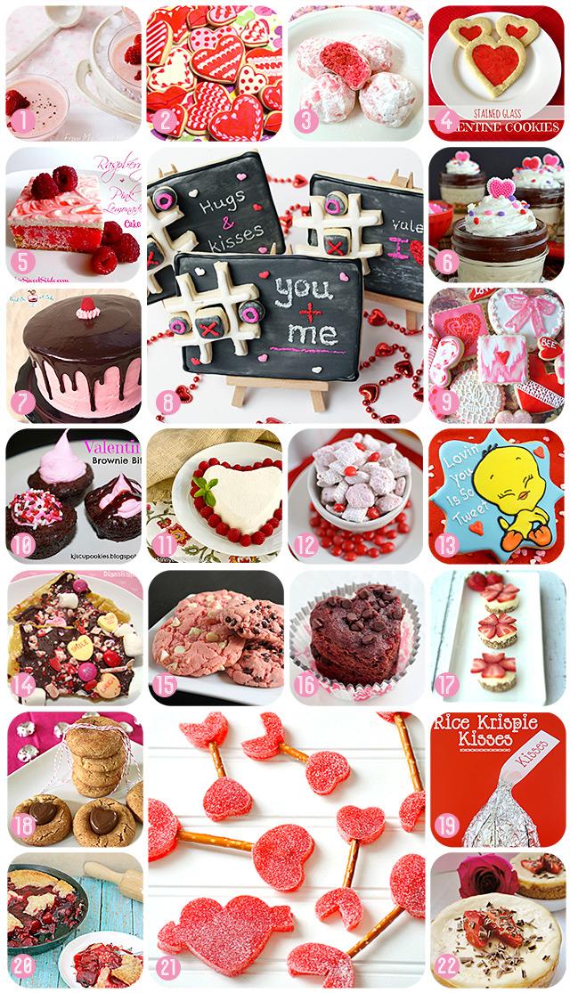 21 Valentine's Day Desserts