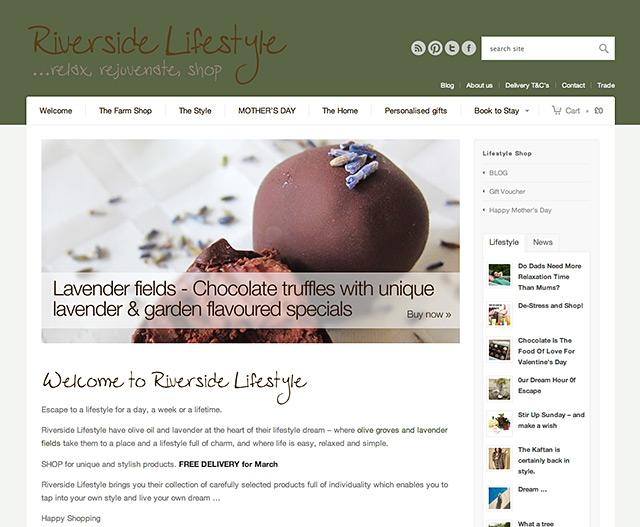 Riverside Lifestyle - Relax, Rejuvenate, Shop