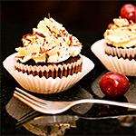 Black Forest Gâteau Cupcakes Recipe