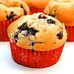 Blueberry Muffins Recipe
