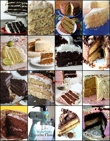 14 Lucious Layer Cakes