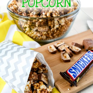 SNICKERS Party Popcorn