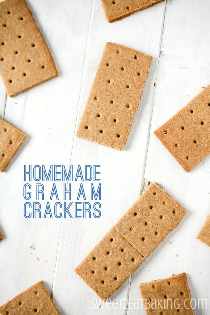 Homemade Graham Crackers Recipe by Sweet2EatBaking.com