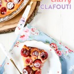 Cherry Clafouti Recipe by Sweet2EatBaking.com