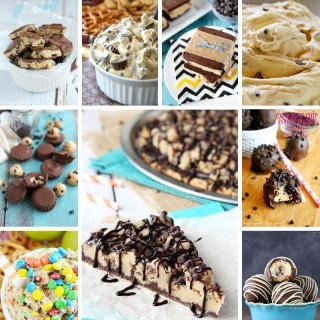 25 Outrageously Good Cookie Dough Desserts, Sweets & Treats Recipes by Sweet2EatBaking