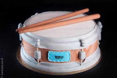 עוגת תוף